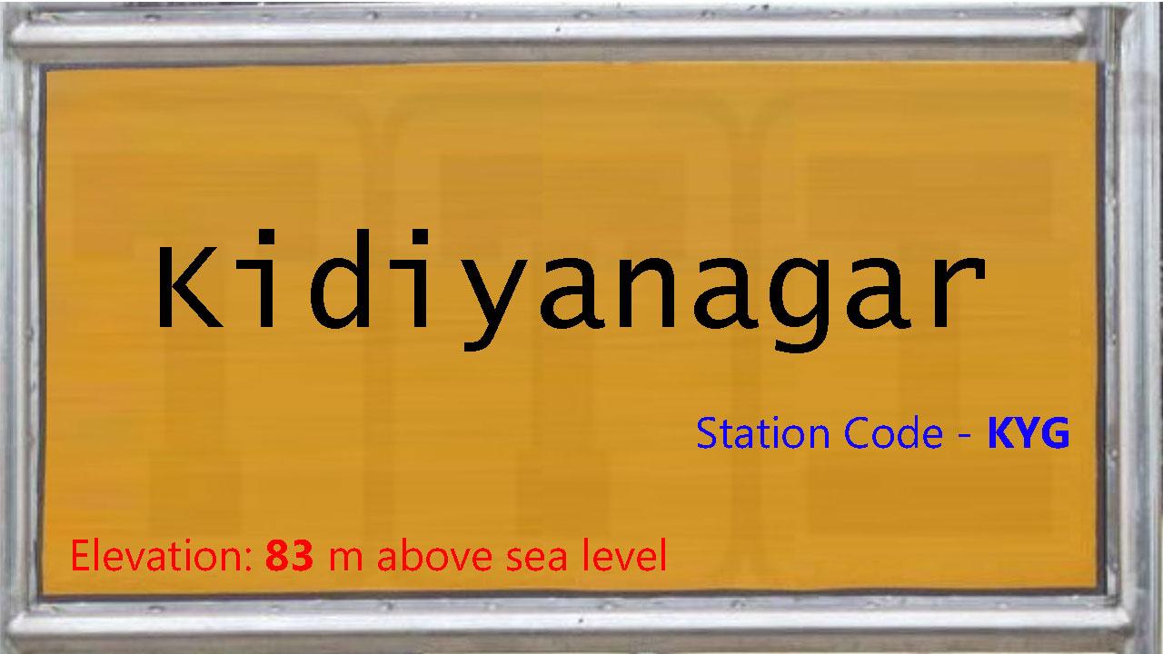 Kidiyanagar