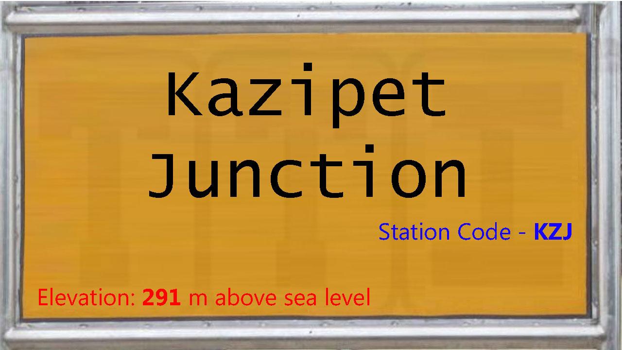 Kazipet Junction