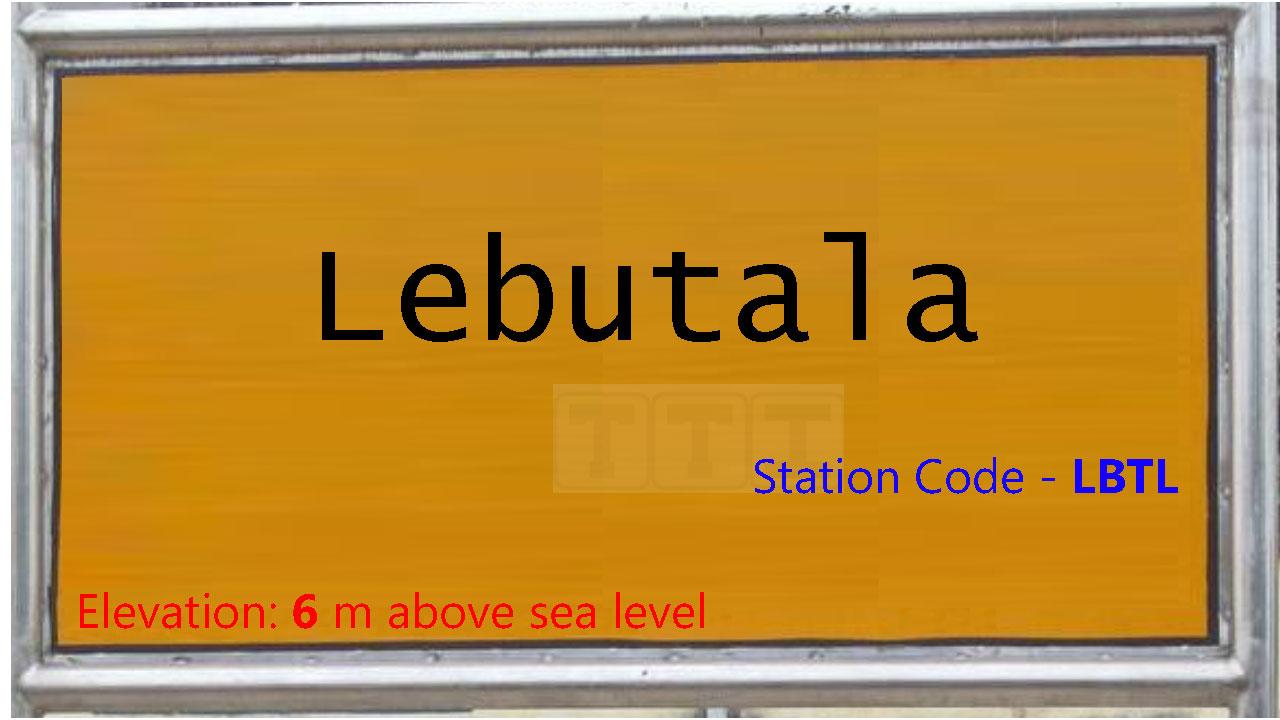 Lebutala