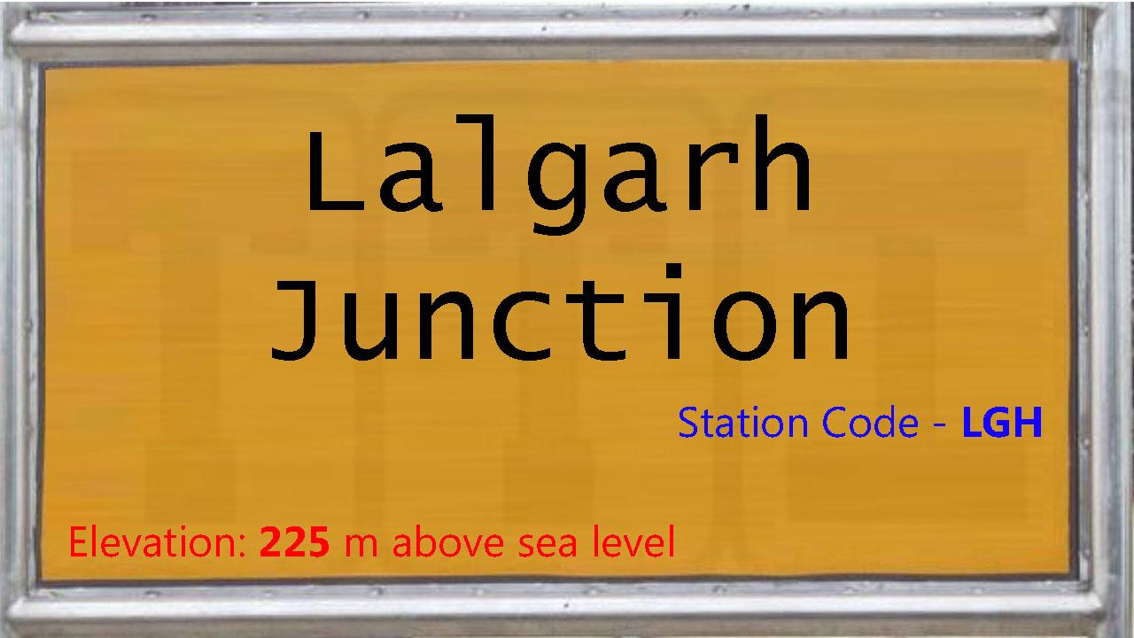 Lalgarh Junction