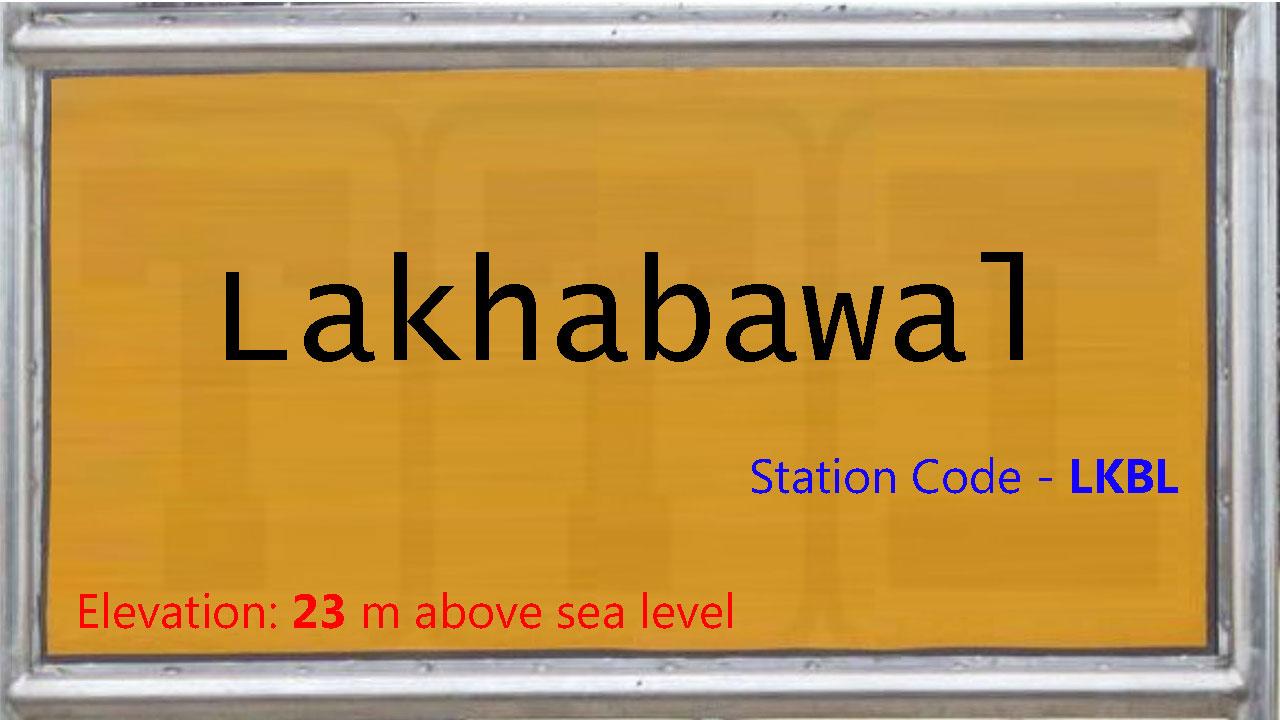 Lakhabawal