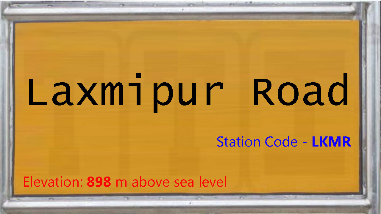 Laxmipur Road