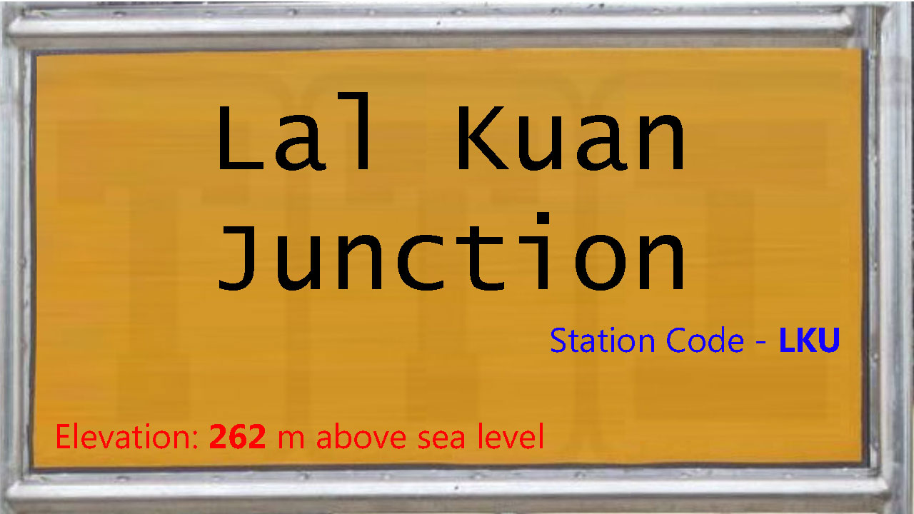 Lal Kuan Junction