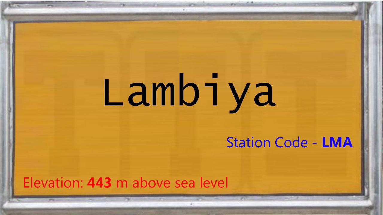 Lambiya