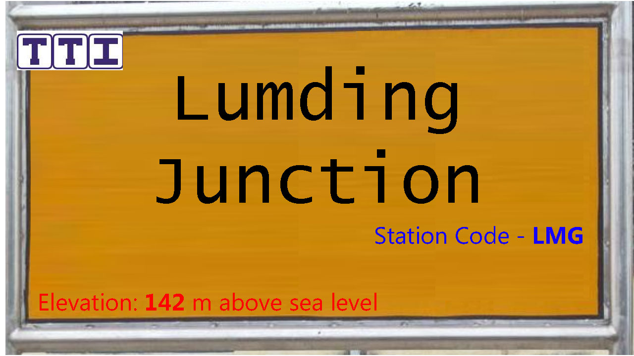 Lumding Junction