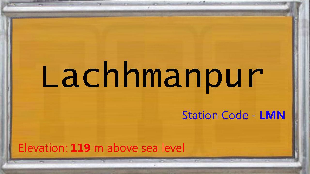 Lachhmanpur