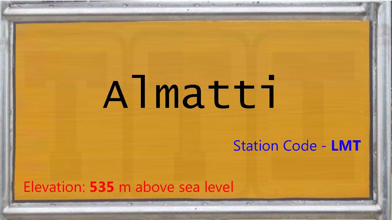 Almatti