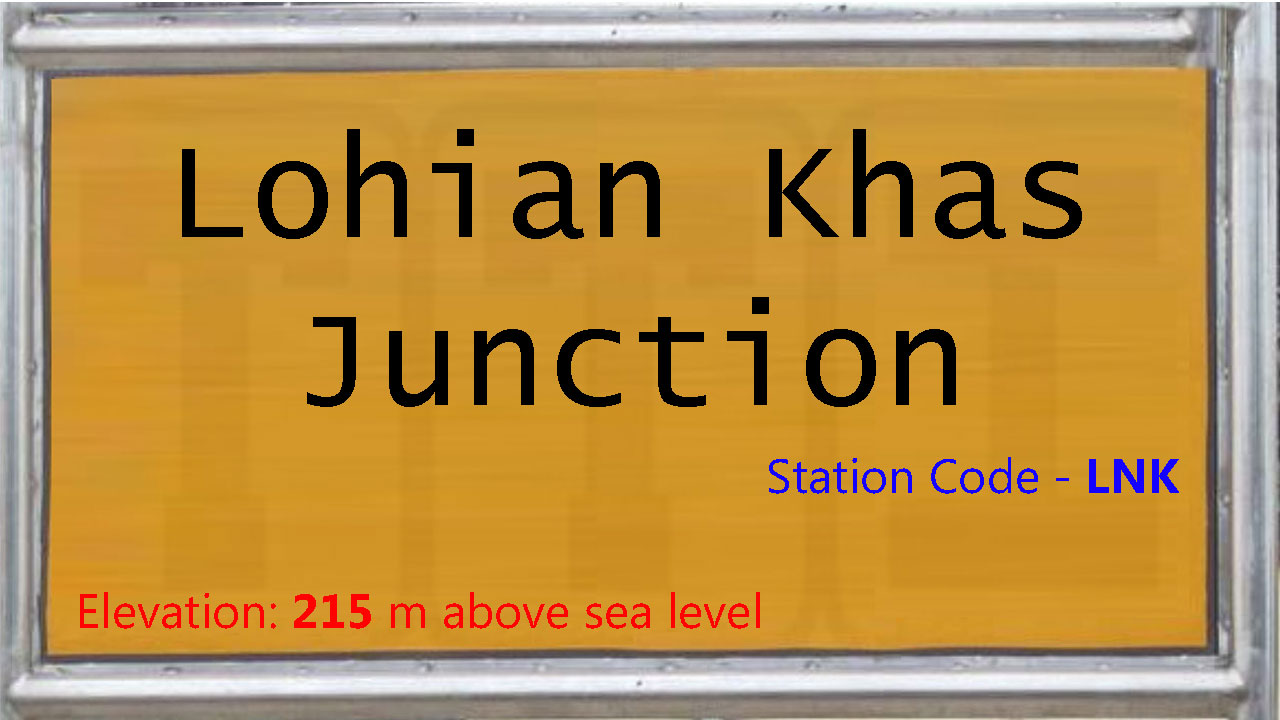 Lohian Khas Junction
