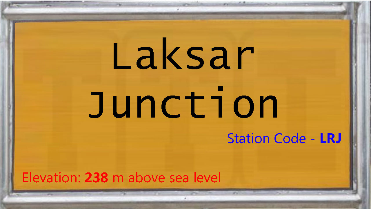 Laksar Junction