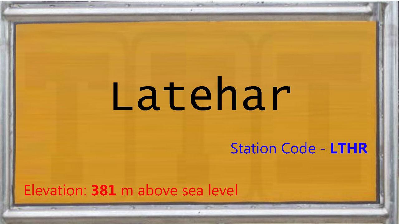 Latehar