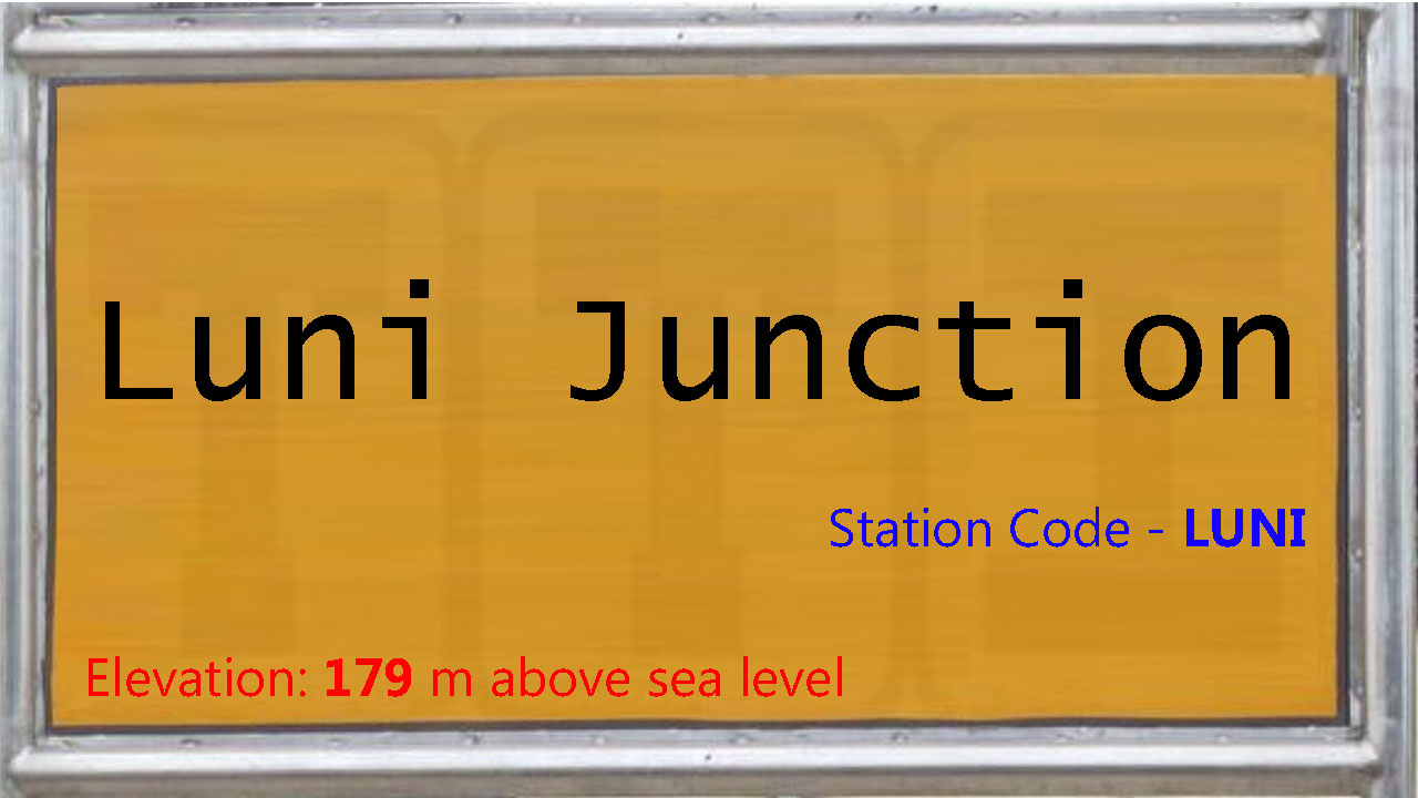 Luni Junction