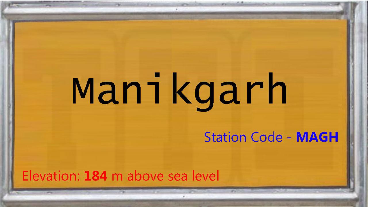 Manikgarh