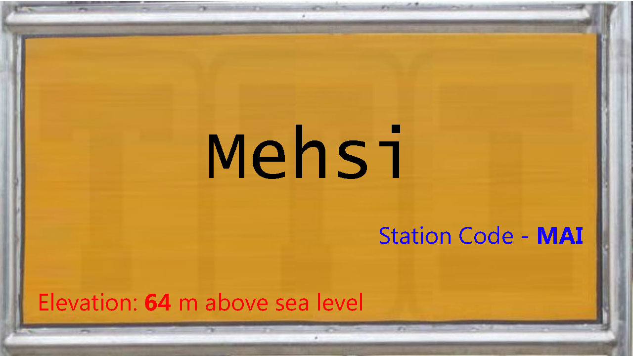 Mehsi