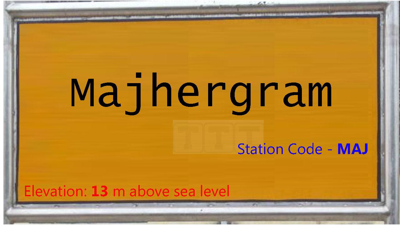 Majhergram