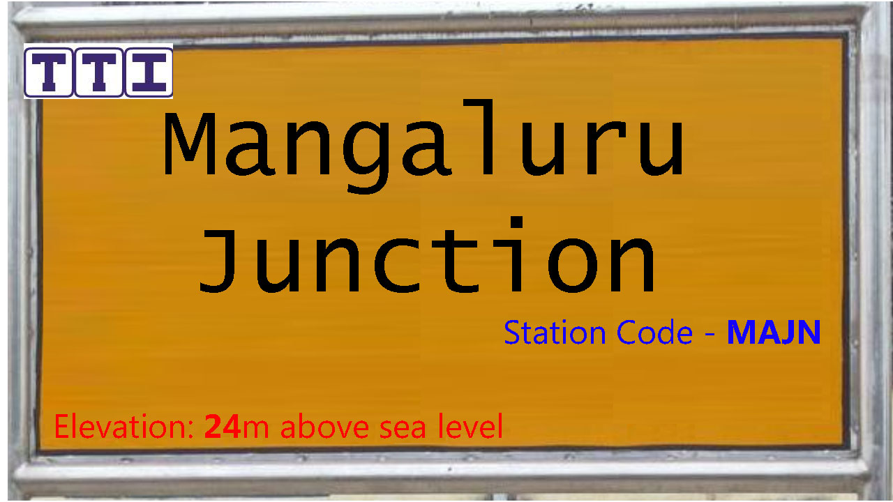 Mangaluru Junction