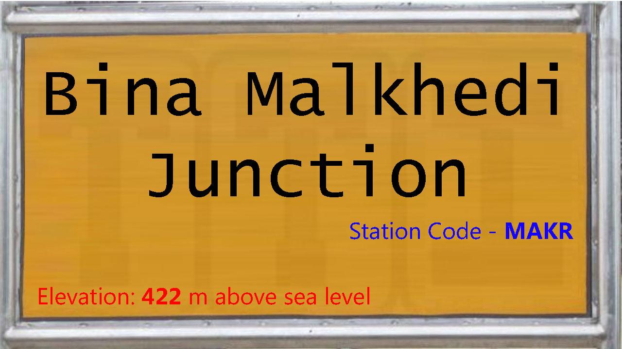 Bina Malkhedi Junction