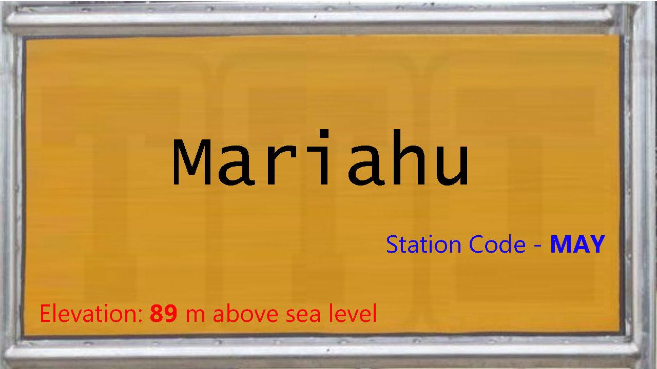 Mariahu