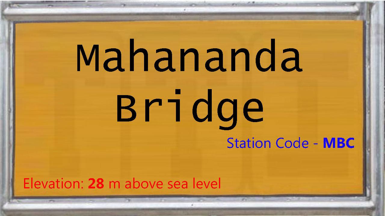 Mahananda Bridge
