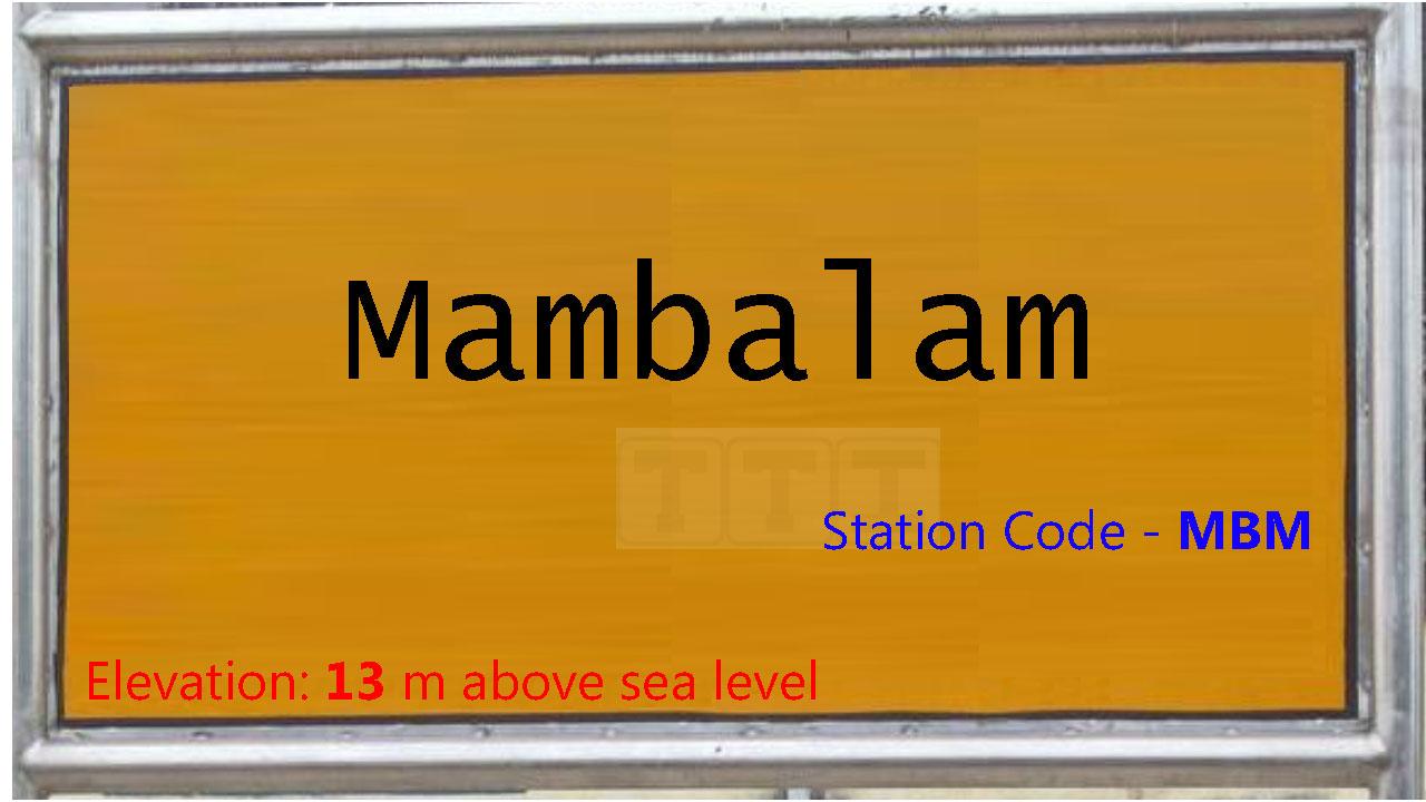 Mambalam