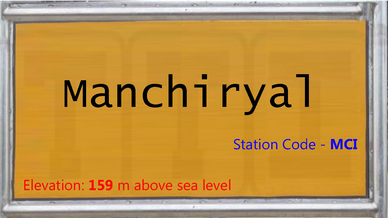 Manchiryal