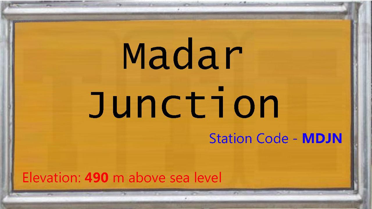 Madar Junction
