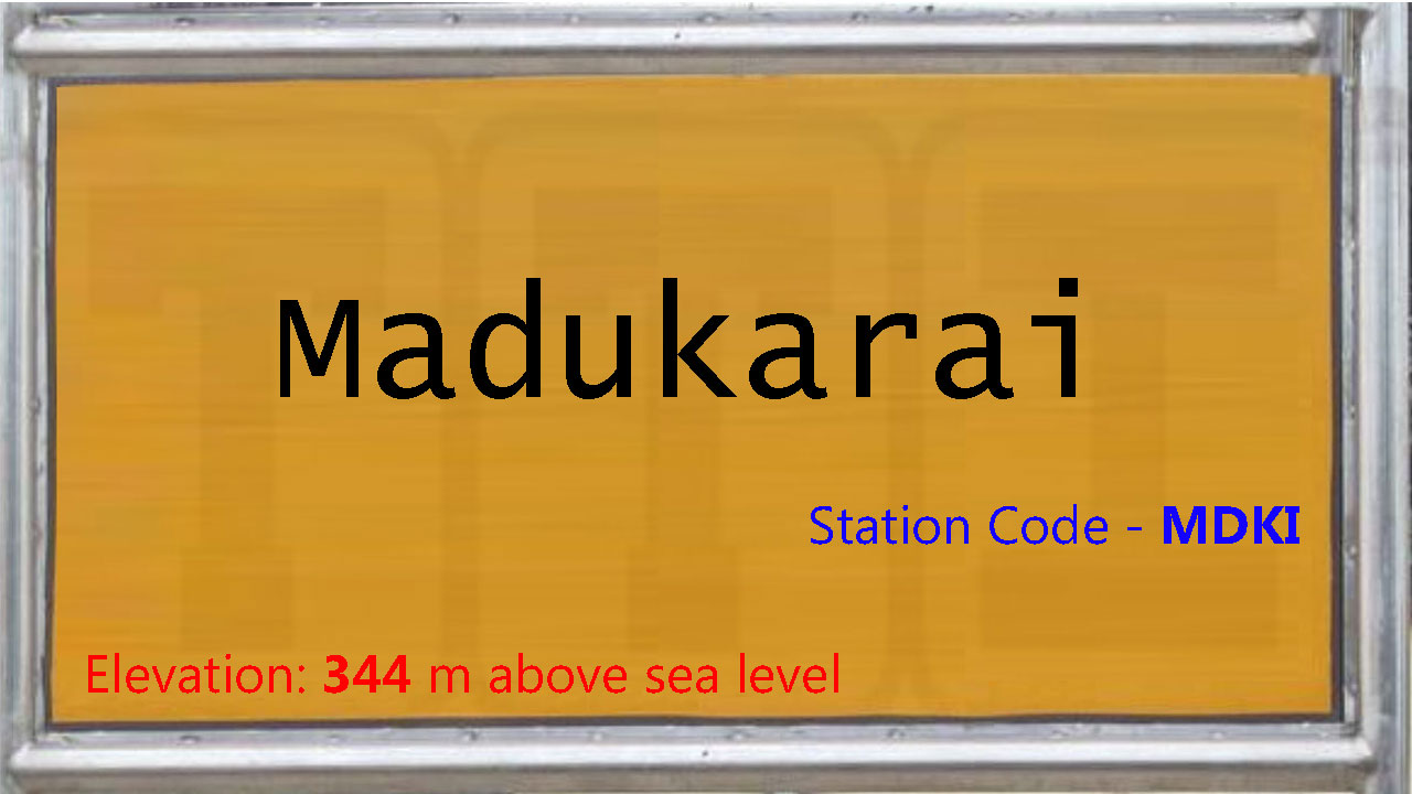 Madukarai
