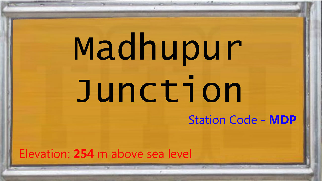 Madhupur Junction