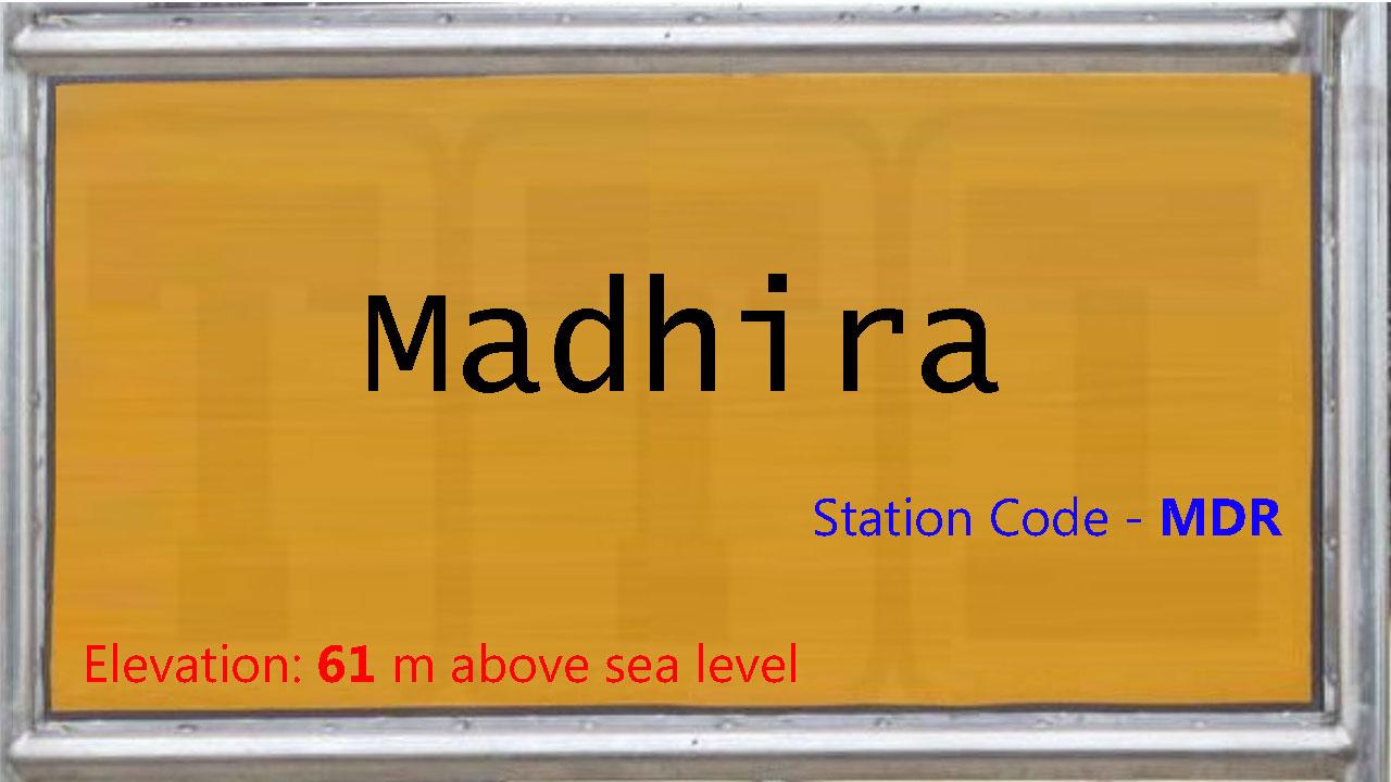 Madhira