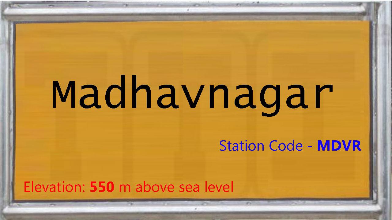 Madhavnagar