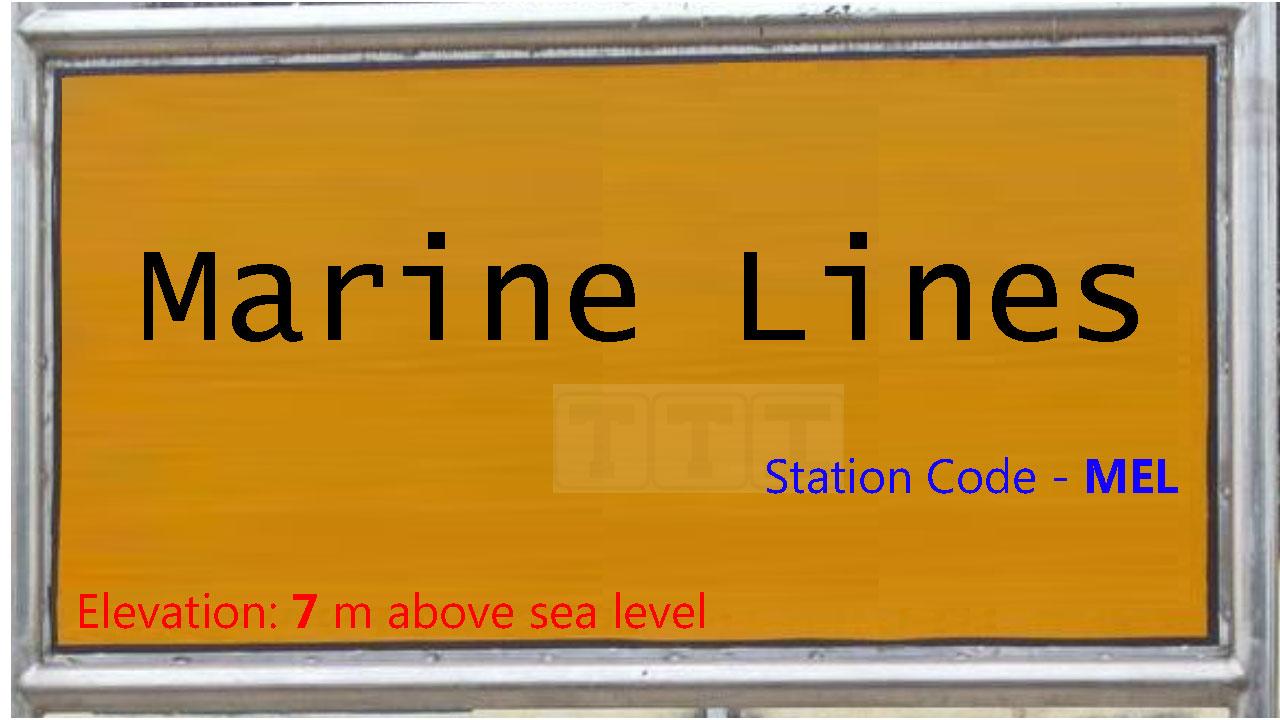 Marine Lines