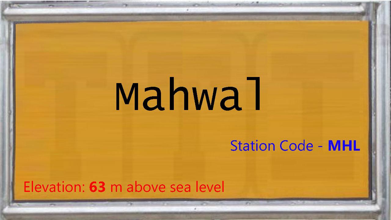 Mahwal