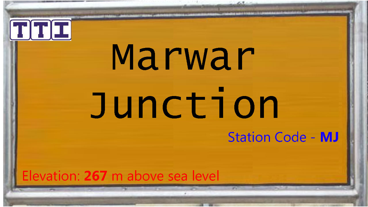 Marwar Junction