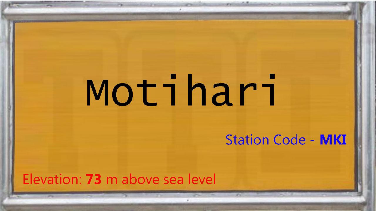 Motihari