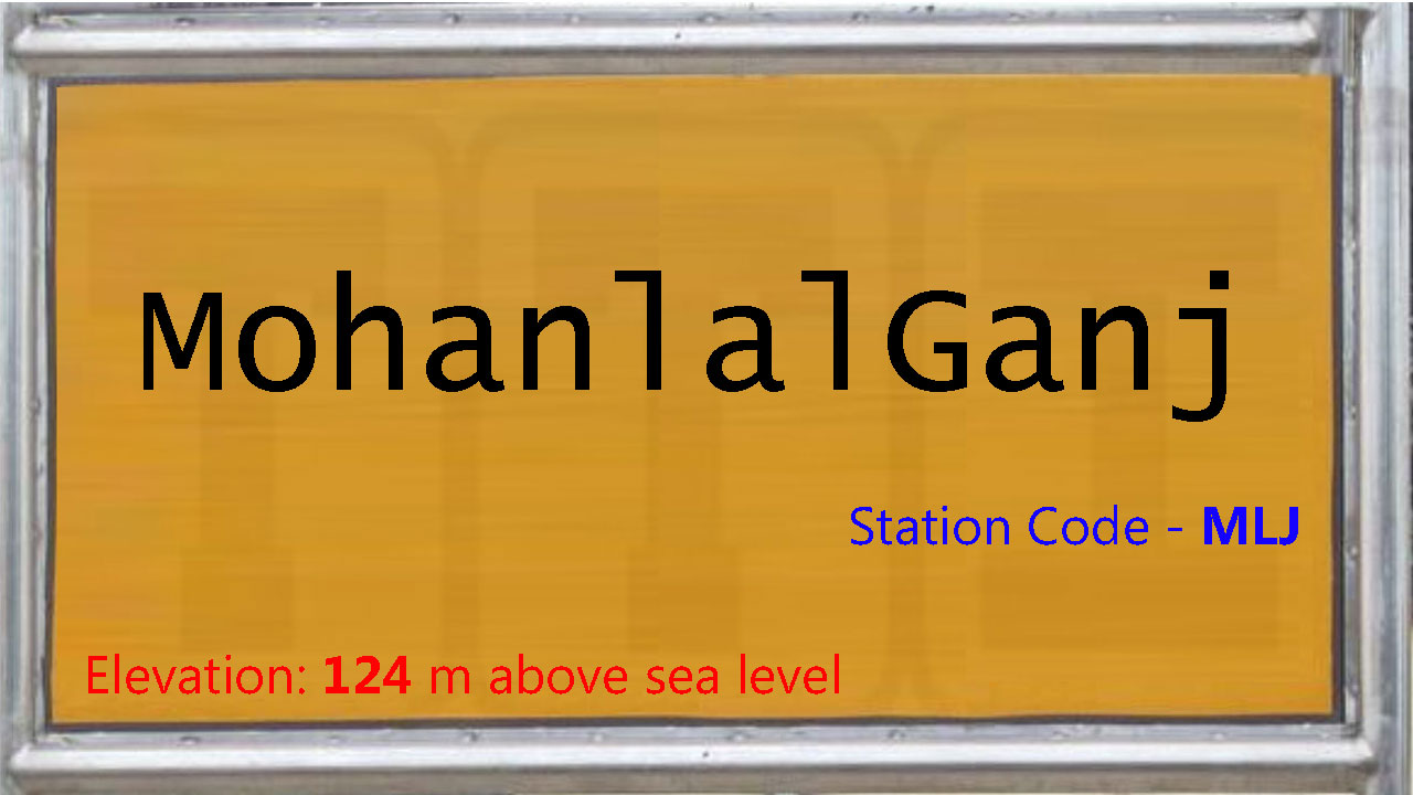 Mohanlalganj