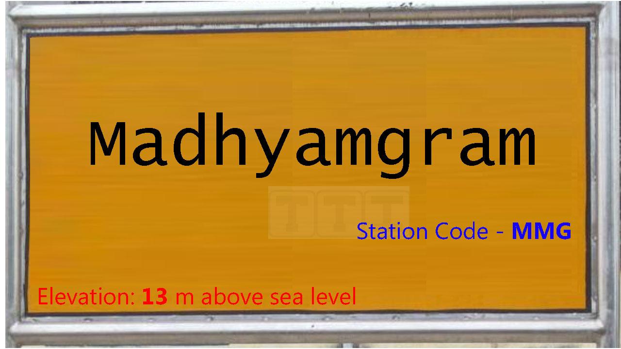 Madhyamgram