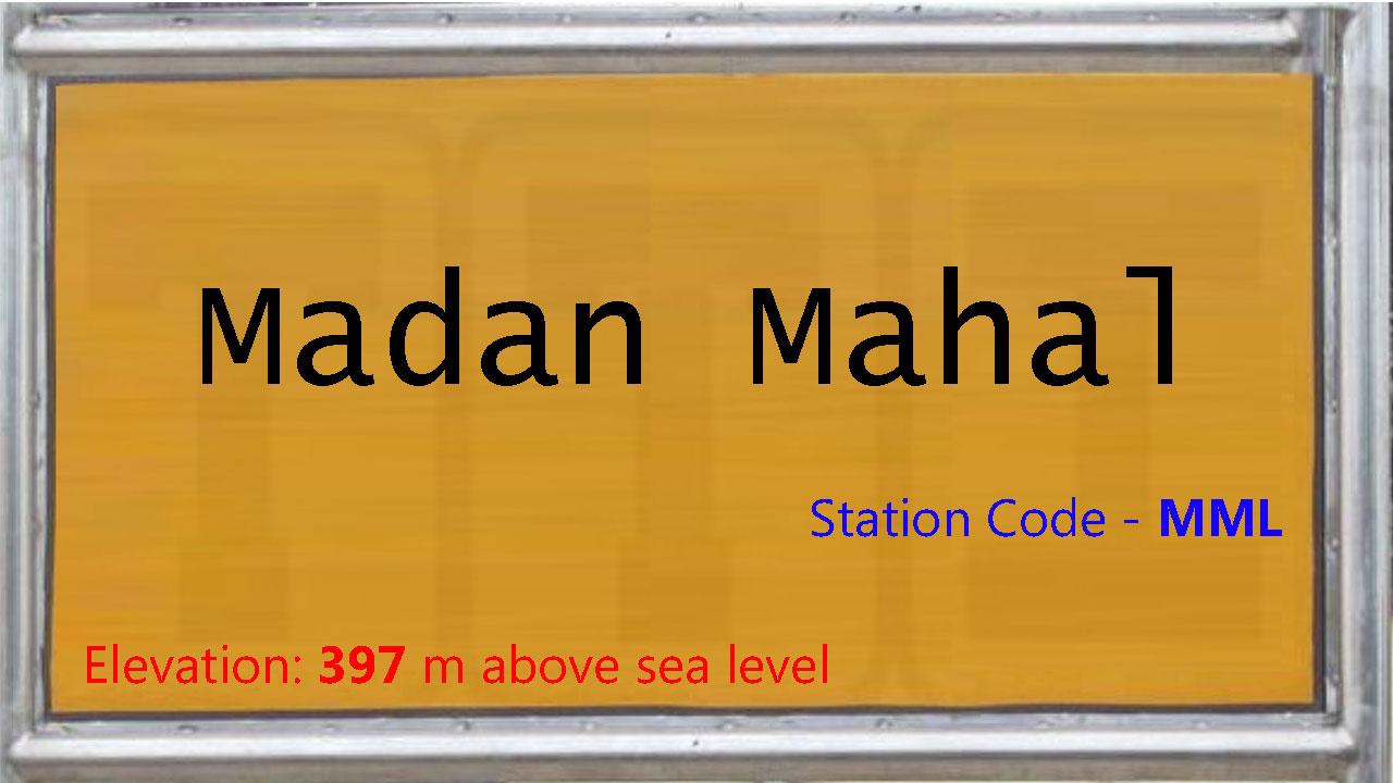 Madan Mahal