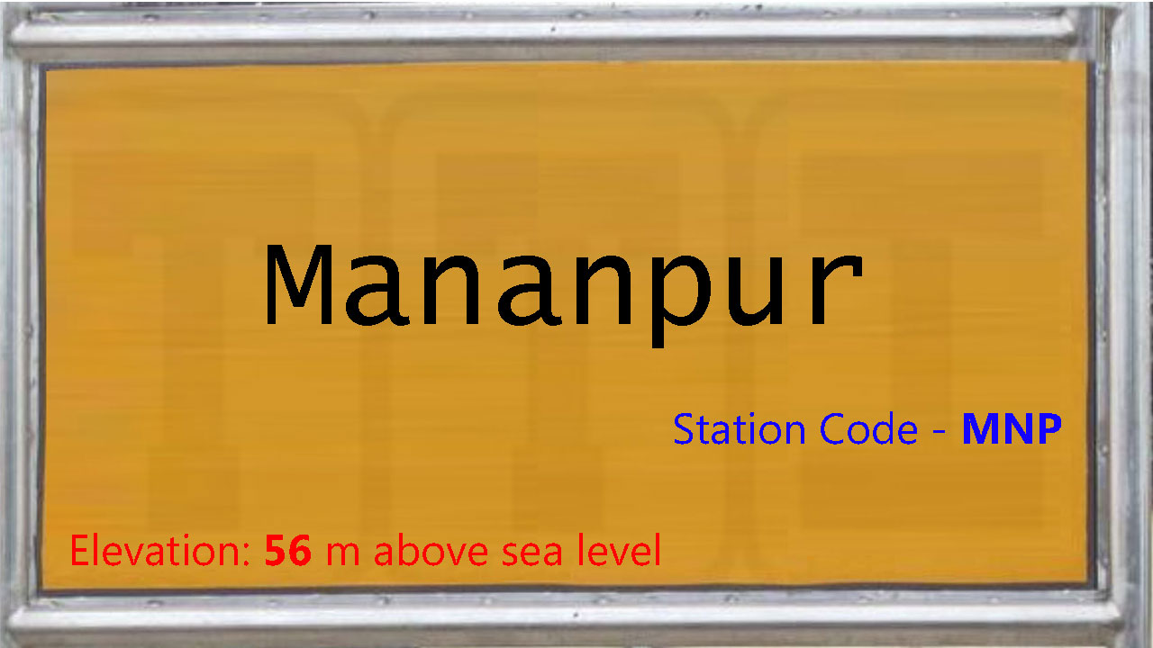 Mananpur