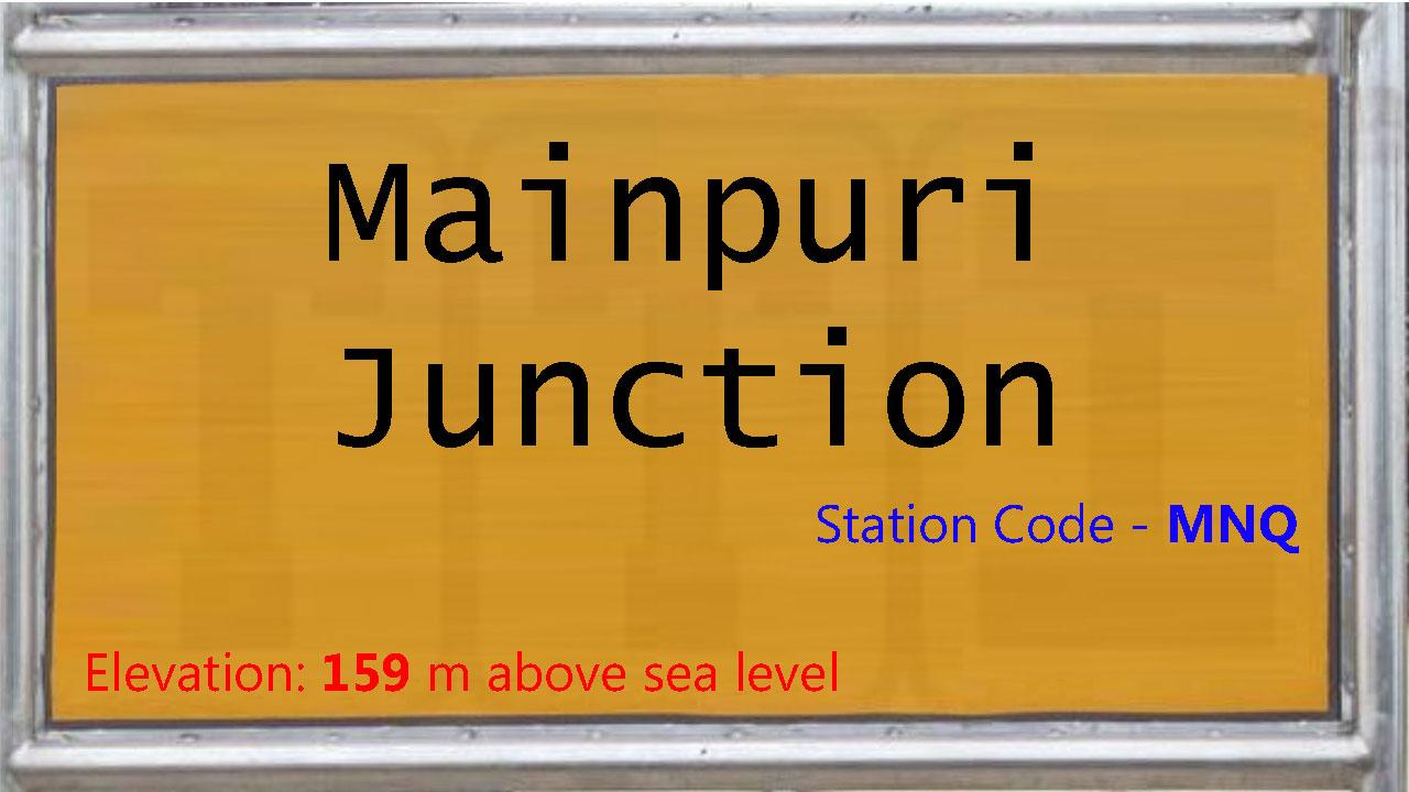 Mainpuri Junction