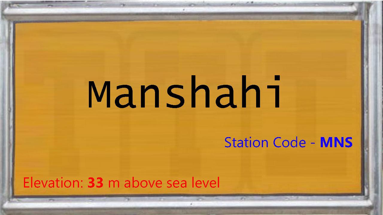 Manshahi