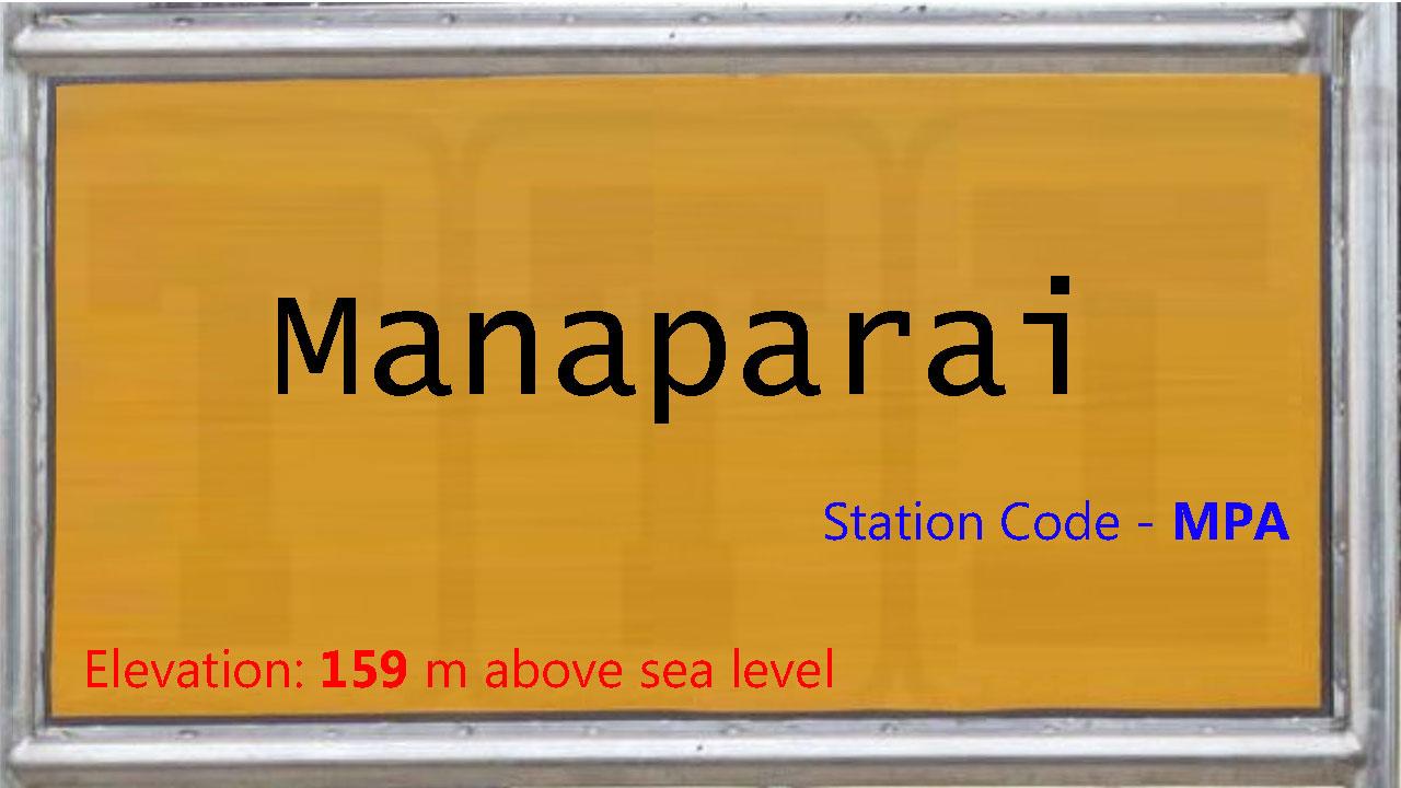 Manaparai