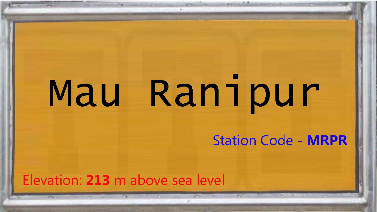 Mau Ranipur