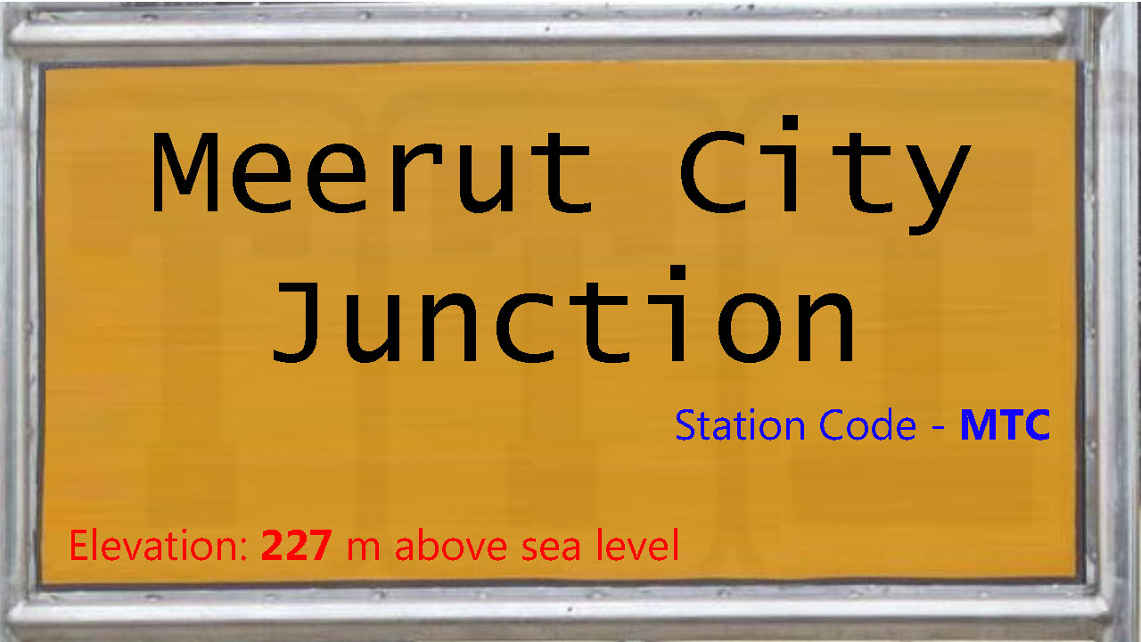 Meerut City Junction