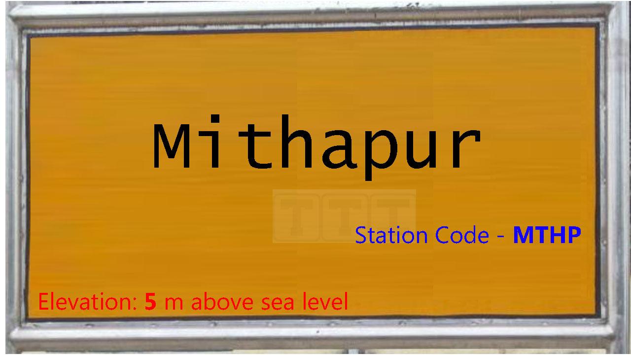 Mithapur