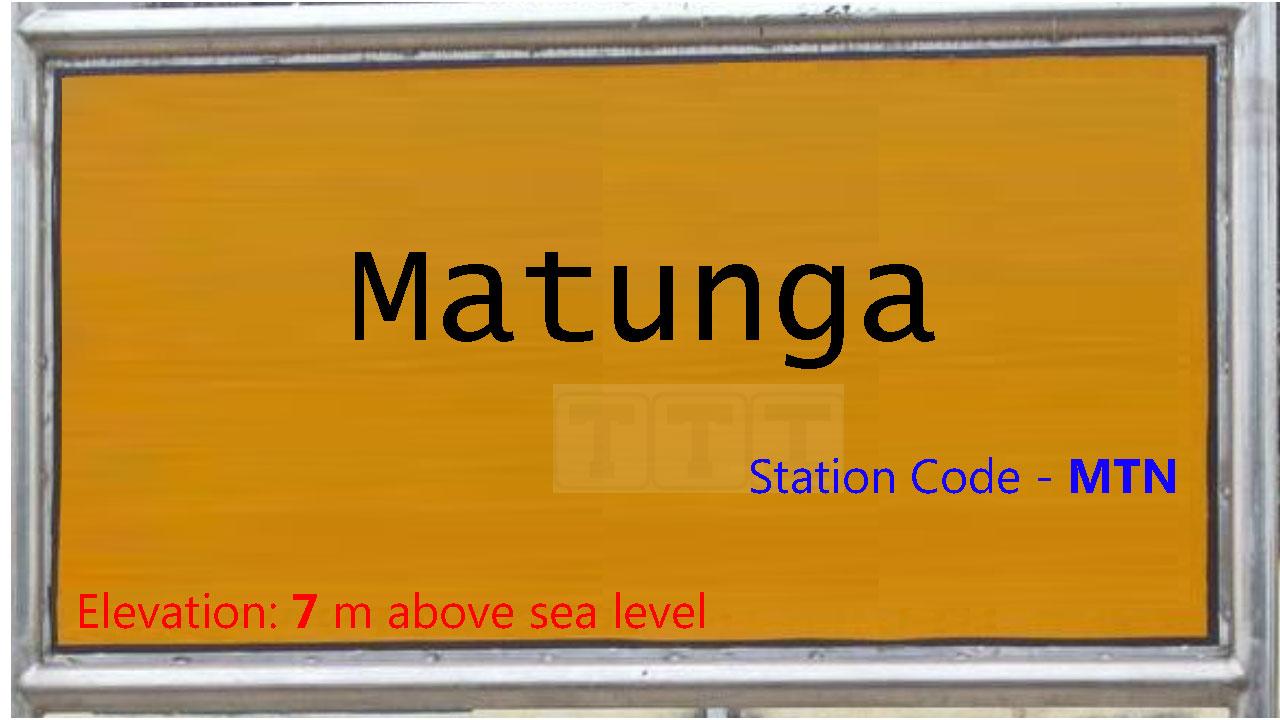 Matunga