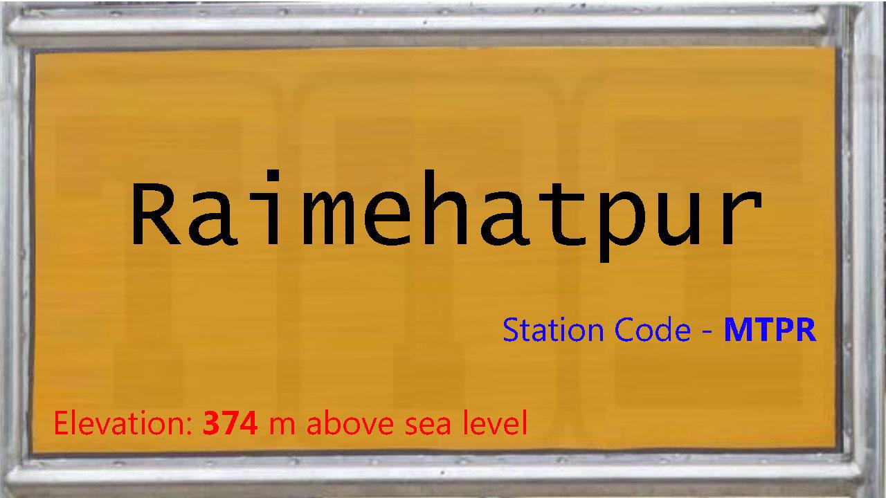 Raimehatpur