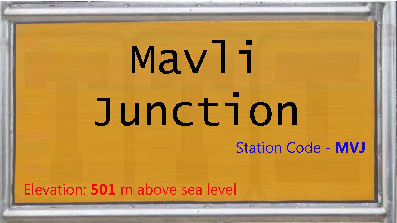 Mavli Junction