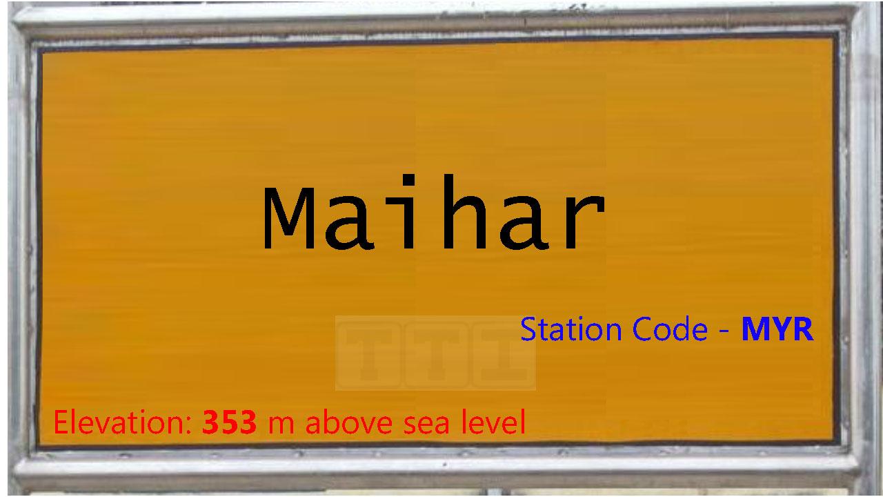 Maihar