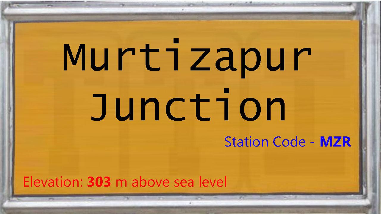 Murtizapur Junction