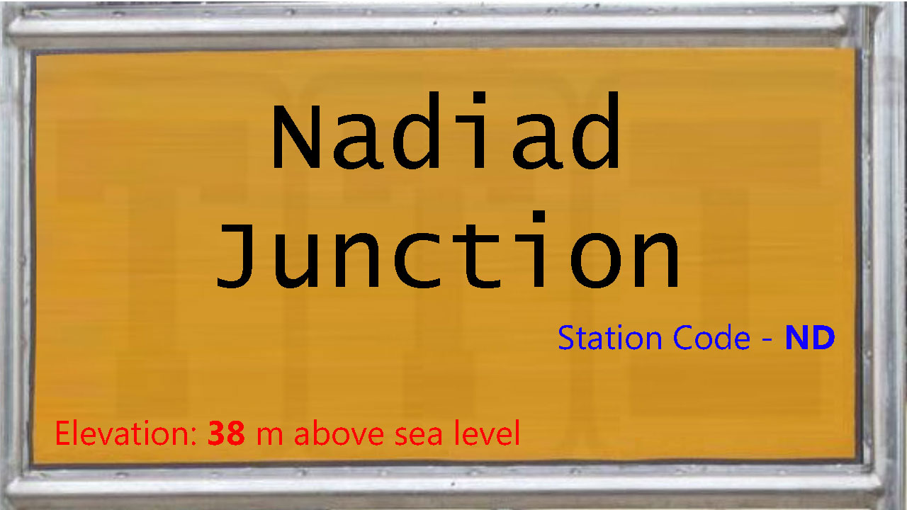 Nadiad Junction