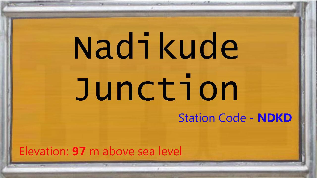 Nadikude Junction